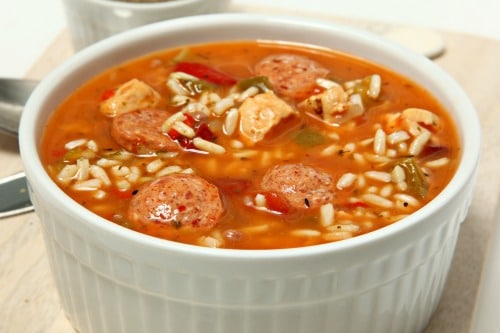 Quick and Easy Gumbo