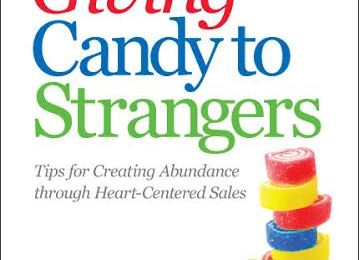 Giving Candy to Strangers by Stan Holden