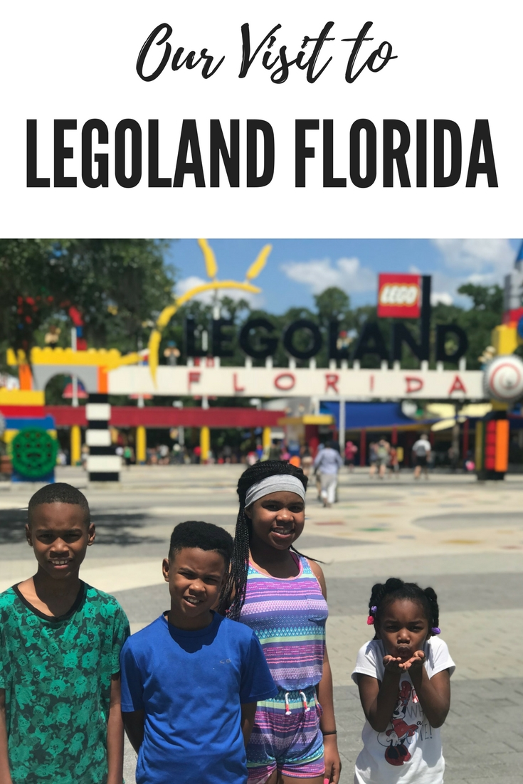 LEGOLand Florida Visit during our Spring Break Road Trip