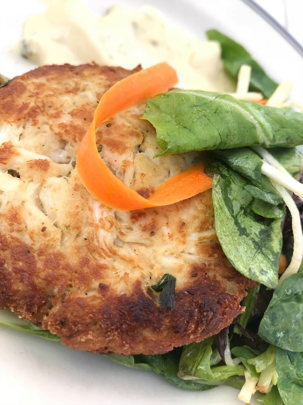 Harbor House Milwaukee Crab Cake