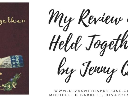 Review of Held Together by Jenny Q