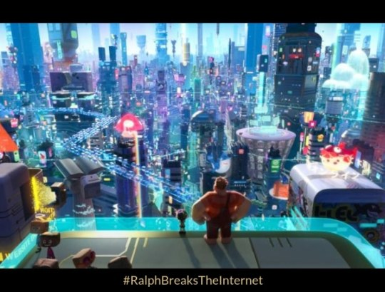 Ralph Breaks The Internet this November