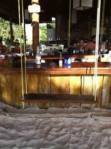 Beach bar, Isla Mujeres