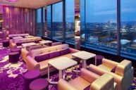 Cloud 9 Bar & Lounge lounge area