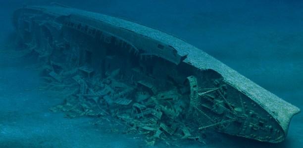 Mergulho em Naufrágios – Wreck Diver – PADI