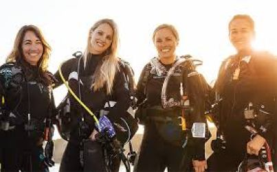 PADI Womens Dive Day Nederland