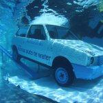 auto te water