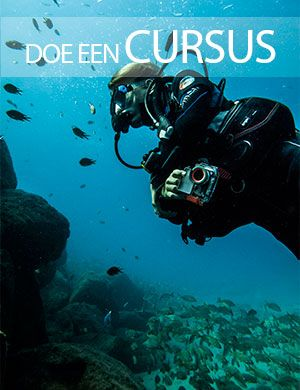 PADI Duikcursus, Dive College Lanzarote