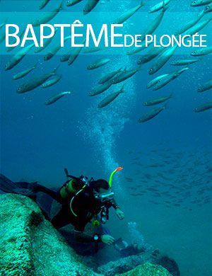 Baptême de Plongée, Dive College Lanzarote