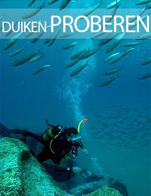 Proefduik, Dive College Lanzarote