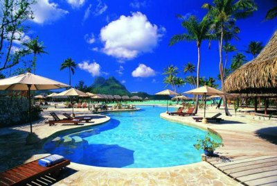 Bora Bora Pearl Beach Resort & Spa, Bora Bora - Tahiti ...