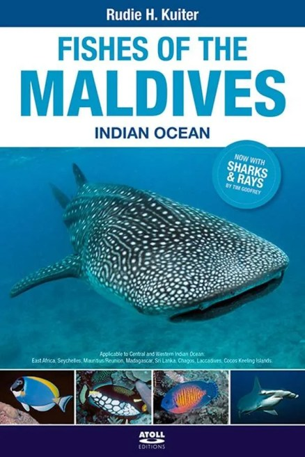 Fishes of the Maldives - cover