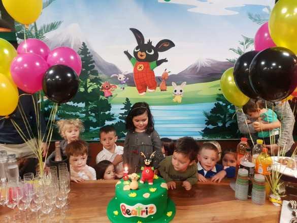 Festa di compleanno a tema Bing