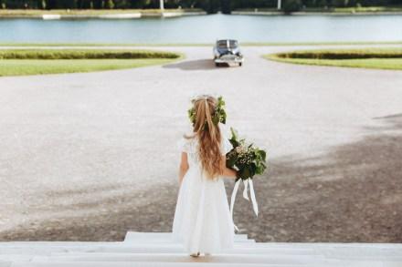Come includere i bambini nella cerimonia di nozze