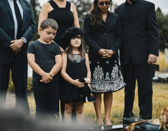 Come spiegare la morte ai bambini