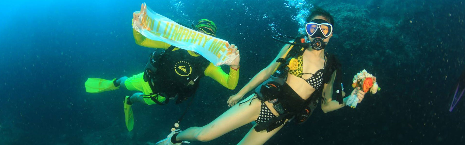 Diving, Dive Courses & Snorkeling