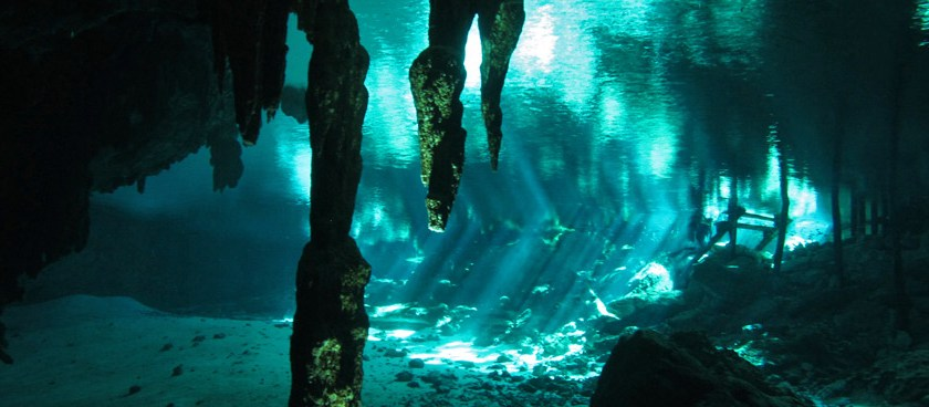 cancun cavern diving