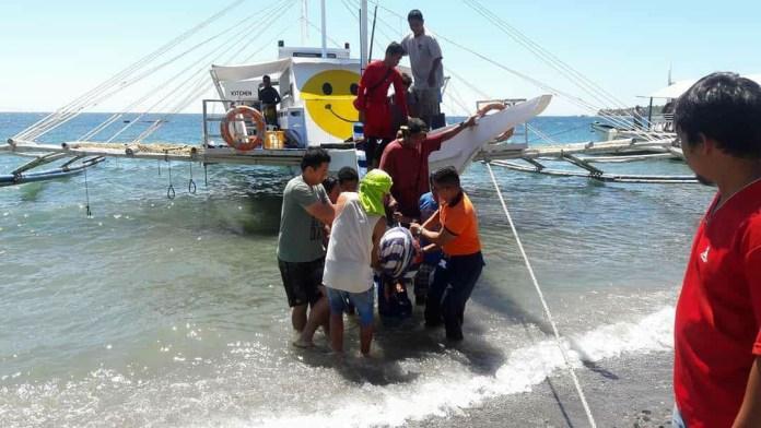 פיליפינים - תייר מהונג קונג נהרג בתאונת צלילה