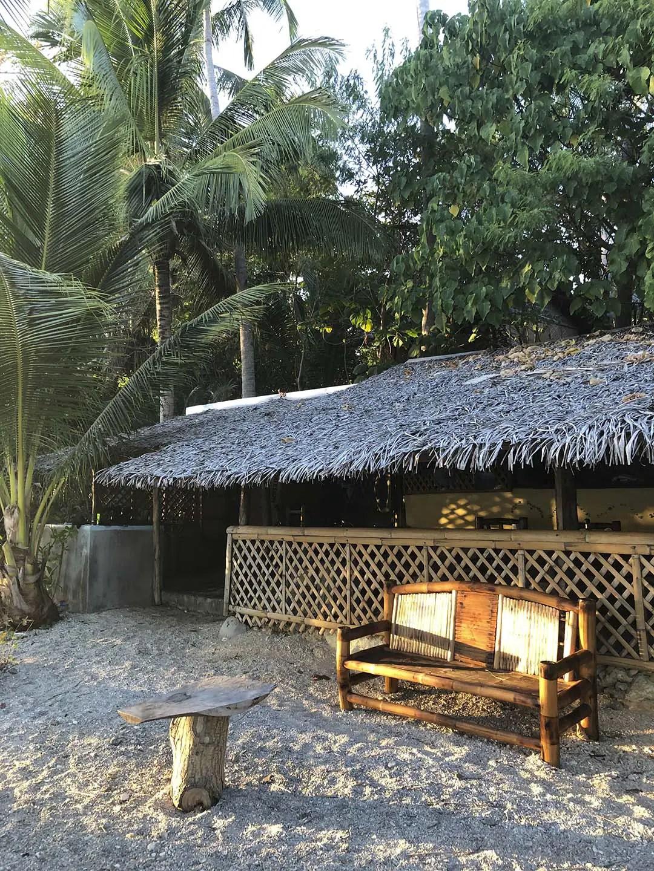 Caluya Island Divers Resort common area
