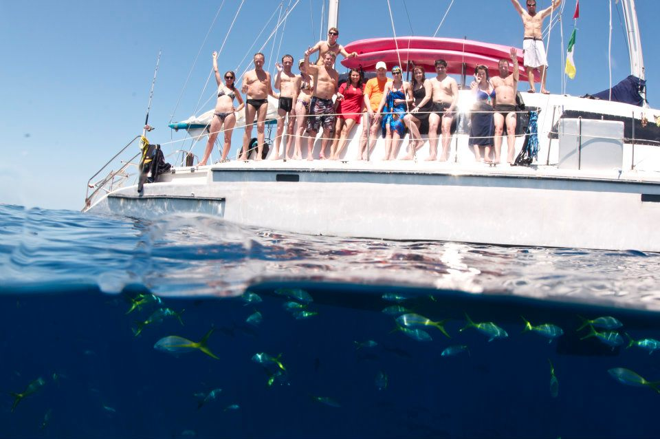Diving The Exumas Bahamas Cat Ppalu