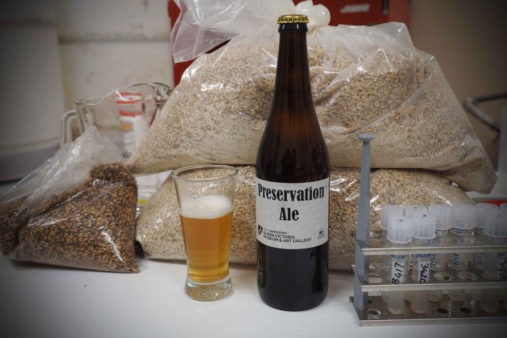 Ølet, som har fått navn etter øya hvor mannskapet fra lasteskipet karret seg i land og overlevde, skal ifølge Thurrowgood smake nærmest som en cider.