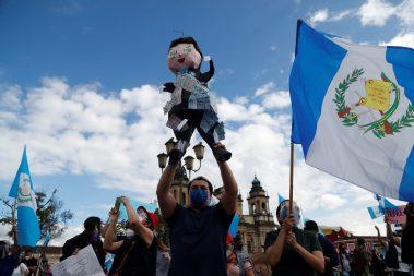 Guatemala: El dominio de la corrupción y la impunidad