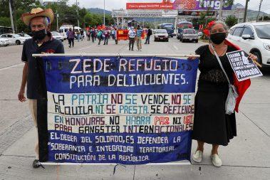 Honduras: Autocracia de enclaves, miseria y corrupción
