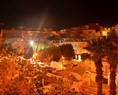 Alcala at night