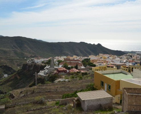 village in tenerife