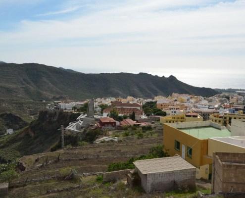 village in tenerife