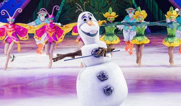 JEUNESSE ARENA: Disney On Ice 2019