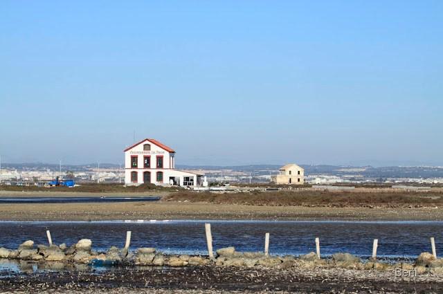 la torre y el ventorrillo en el mar menor