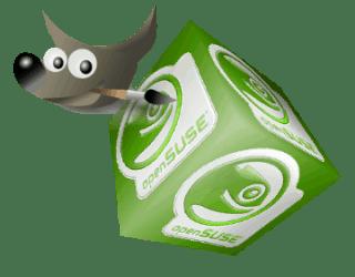 plugins para Gimp en openSUSE