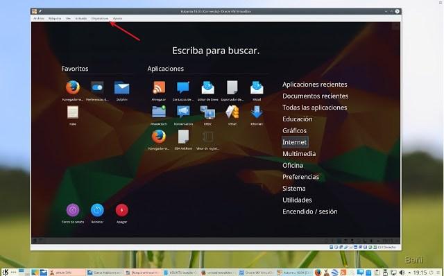 instalar guest additions en ubuntu