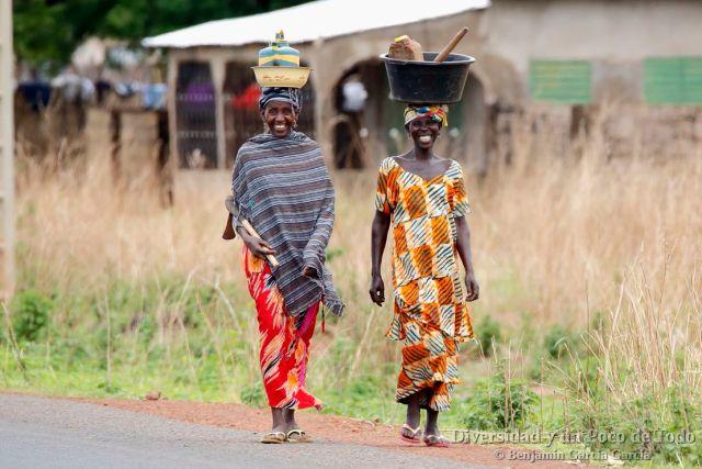 mujeres de gambia