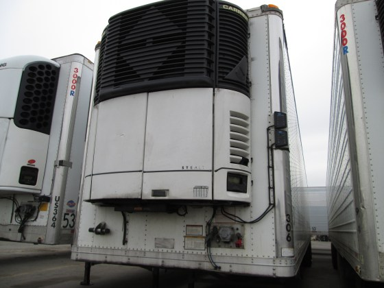 2006 Great Dane 53' Storage Trailer
