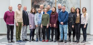 Diversity Capacities 2nd Transnational Meeting in Hannover (Group Photo)