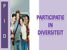 Participatie in Diversiteit Logo