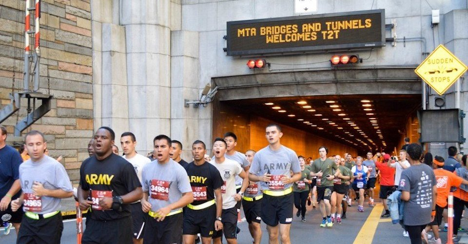 How Johnson & Johnson, Stephen Siller Tunnel to Towers Foundation Are  Making a Difference for Veterans
