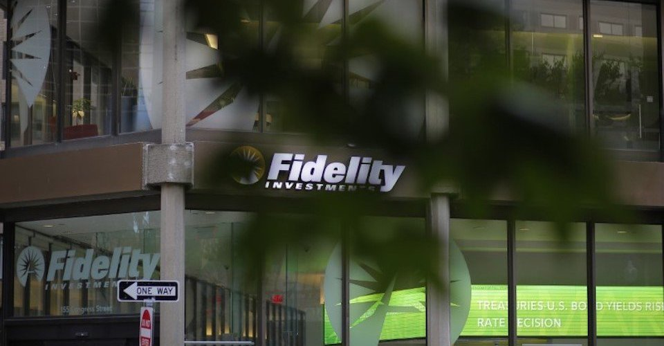 Sexual Harassment Allegations Rock Fidelity Investments