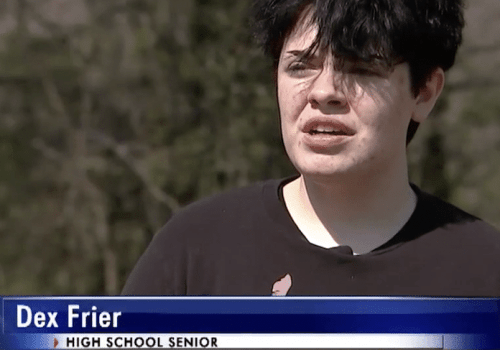 School Bans Transgender Student From Running for Prom King
