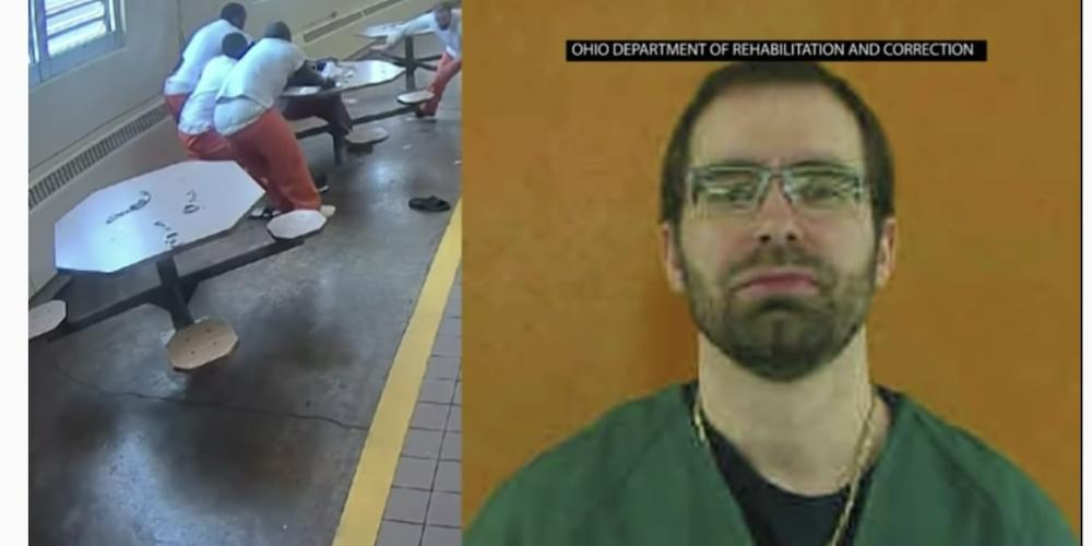 Ohio Prison Guards Laughed While Greg Reinke Stabbed Black