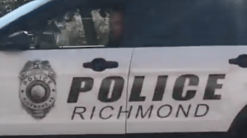 Richmond Police Officer Under Investigation After Threatening Black Children