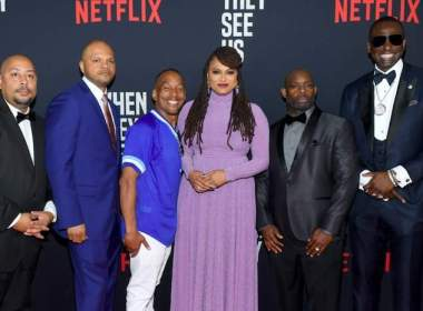 Central Park Five exoneration When They See Us latinos blacks