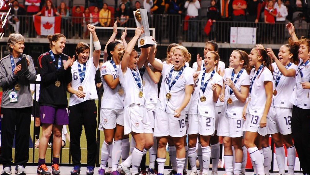 USWNT, Equal Pay, Bill