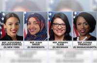 Trump's 'Go Back' Tweets Against Congresswomen of Color Would Be Considered Workplace Discrimination