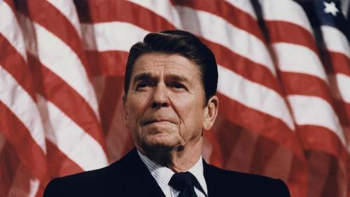 Ronald Reagan Richard Nixon president racist policies United States American audiotapes National Archives phone