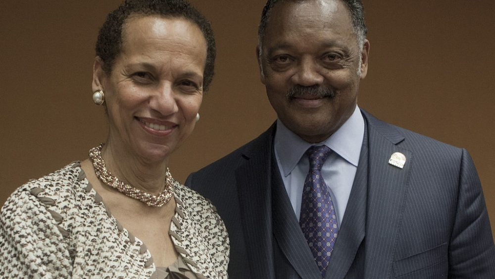 Rev. Jackson Keeping Hope Alive book Chicago Jesse Jackson Democratic speeches sermons