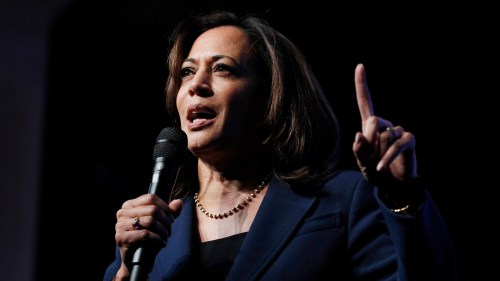 Sen. Kamala Harris, presidential race, drops out, Democratic