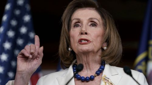 impeachment, Nancy Pelosi, Donald Trump